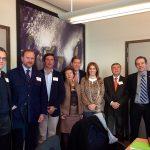 La Plataforma viaja a Bruselas para buscar el apoyo de los eurodiputados