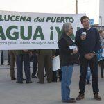 La Plataforma se reúne en Lucena del Puerto