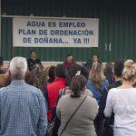 Asamblea celebrada en la localidad de Almonte