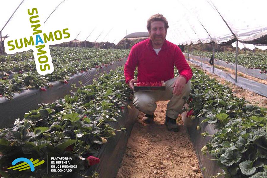 Juan Ramón lleva relacionado con el sector desde el año 93.