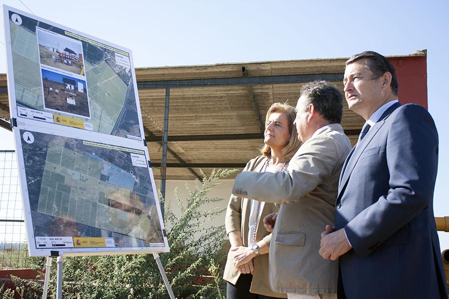 La Plataforma agradece a Báñez que haya sabido conjugar el beneficio de los agricultores y el medio ambiente