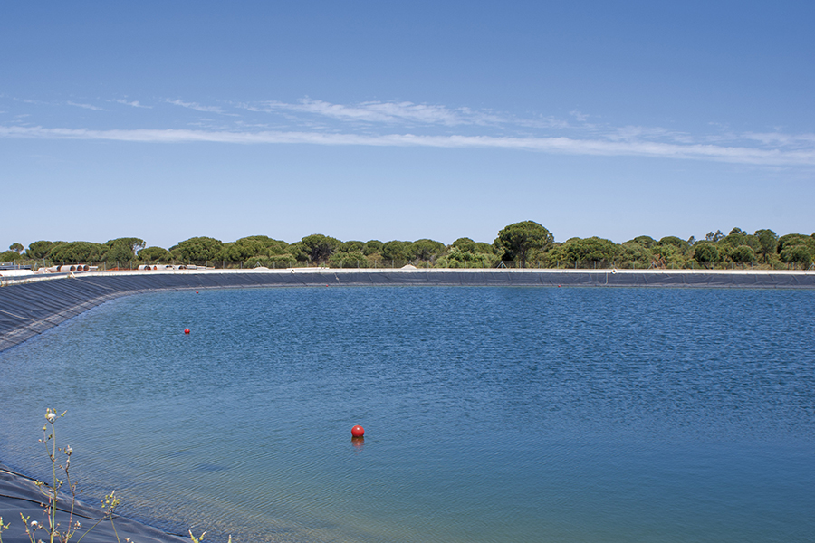 La Plataforma asegura que es imposible que haya 1.700 balsas en la Corona Norte de Doñana
