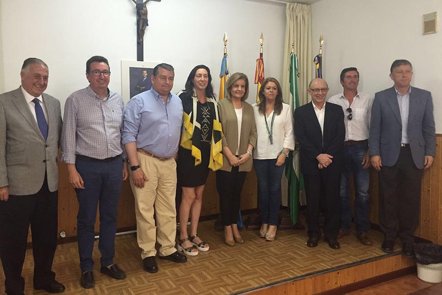 La Plataforma organizará asambleas en los cinco municipios afectados para recabar apoyos para la manifestación