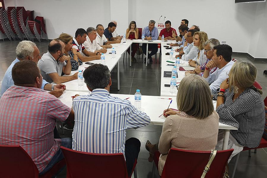 La Plataforma espera que el agua de las 318 hectáreas y otras concesiones sean una realidad de cara a la nueva campaña