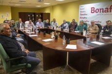 Romualdo Macías asume la presidencia de la Plataforma en Defensa de los Regadíos del Condado