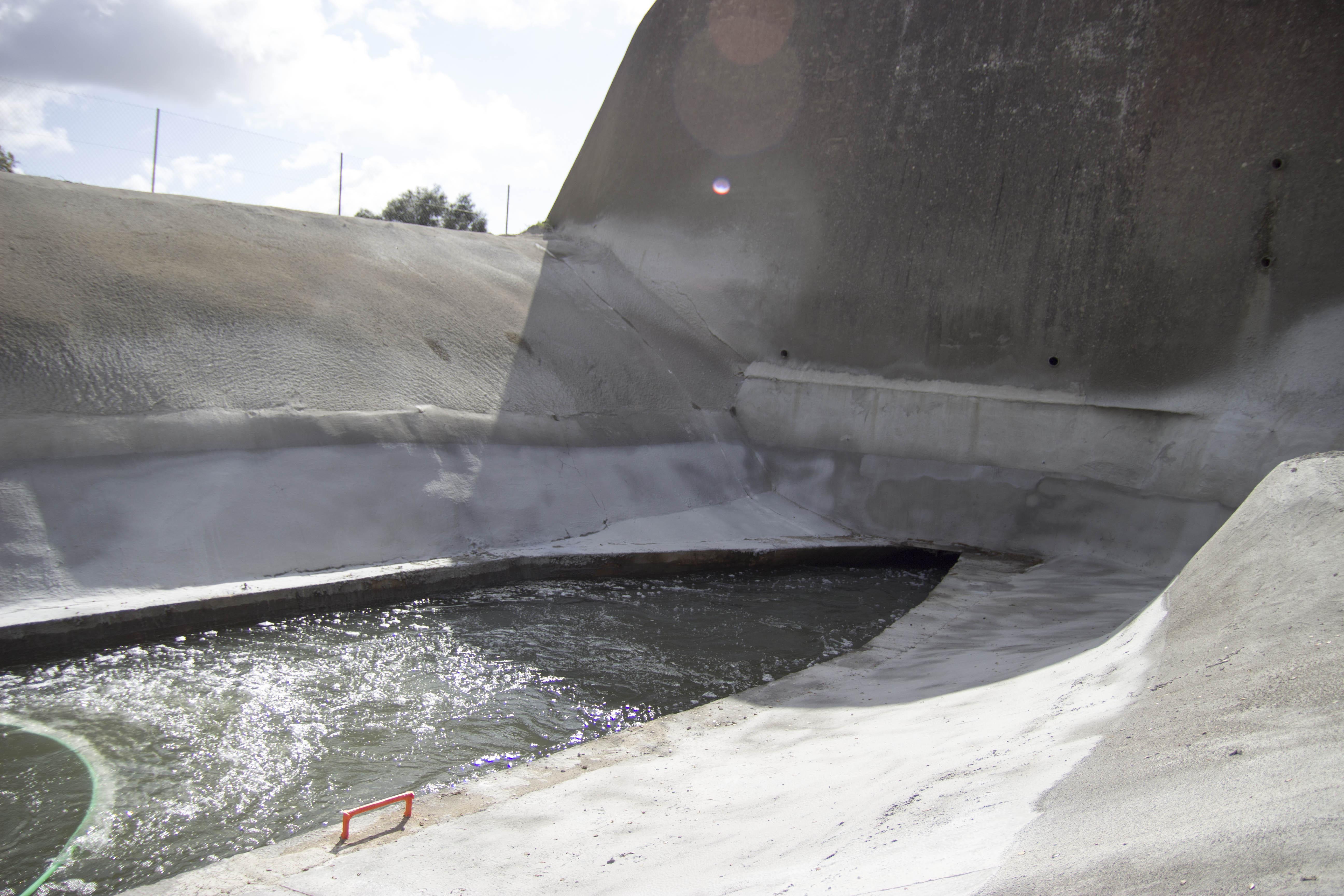 """La Plataforma alerta de que el """"no"""" al túnel de San Silvestre deja fuera al trasvase al Condado"""